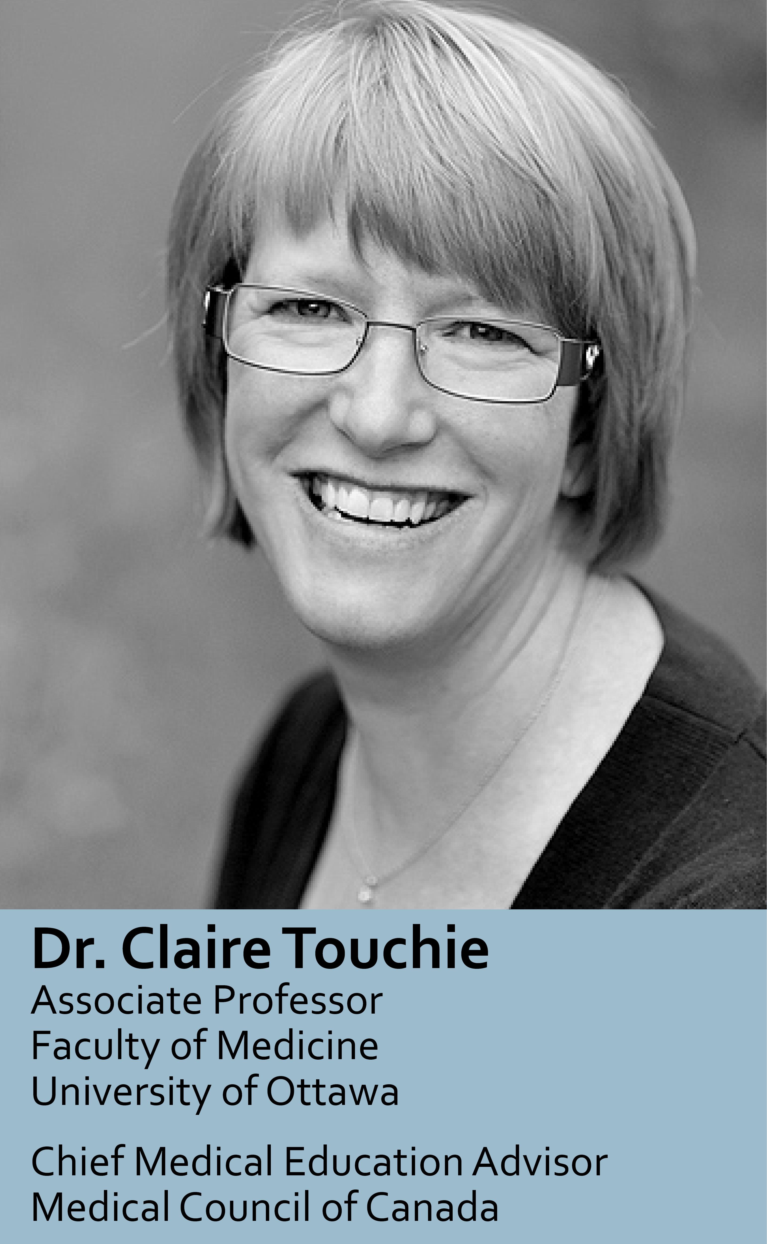Claire Touchie