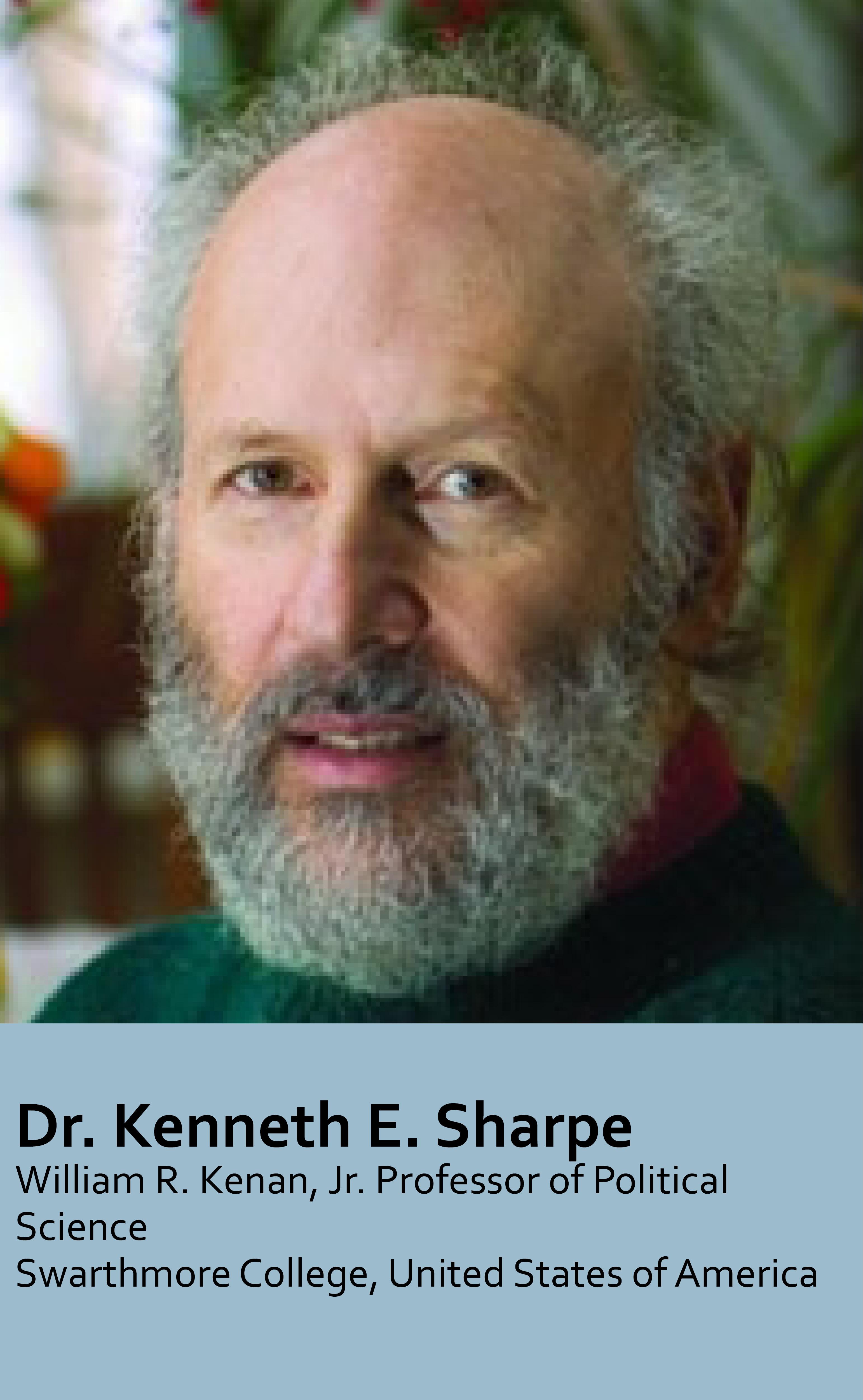 Kenneth E. Sharpe