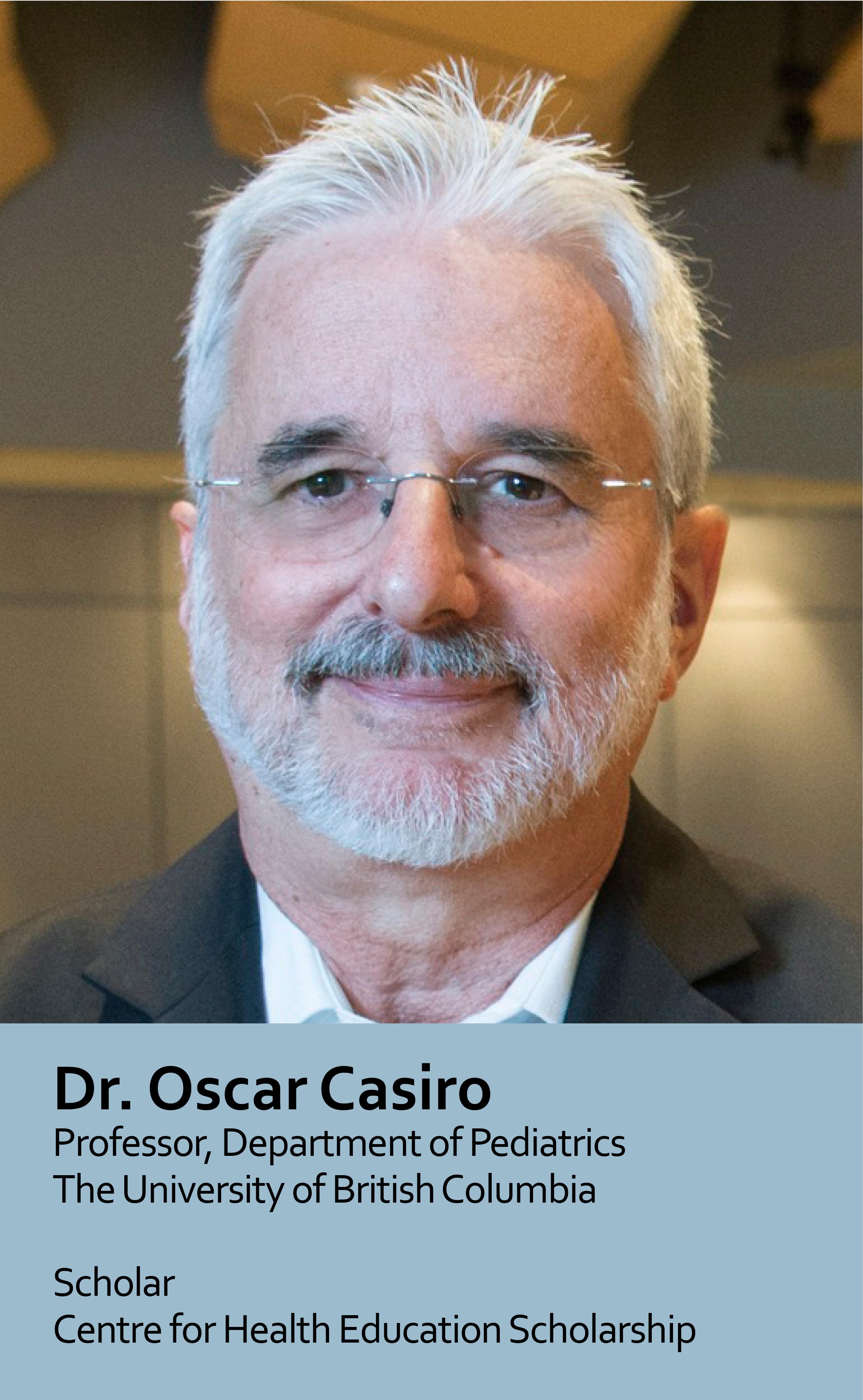 Oscar Casiro