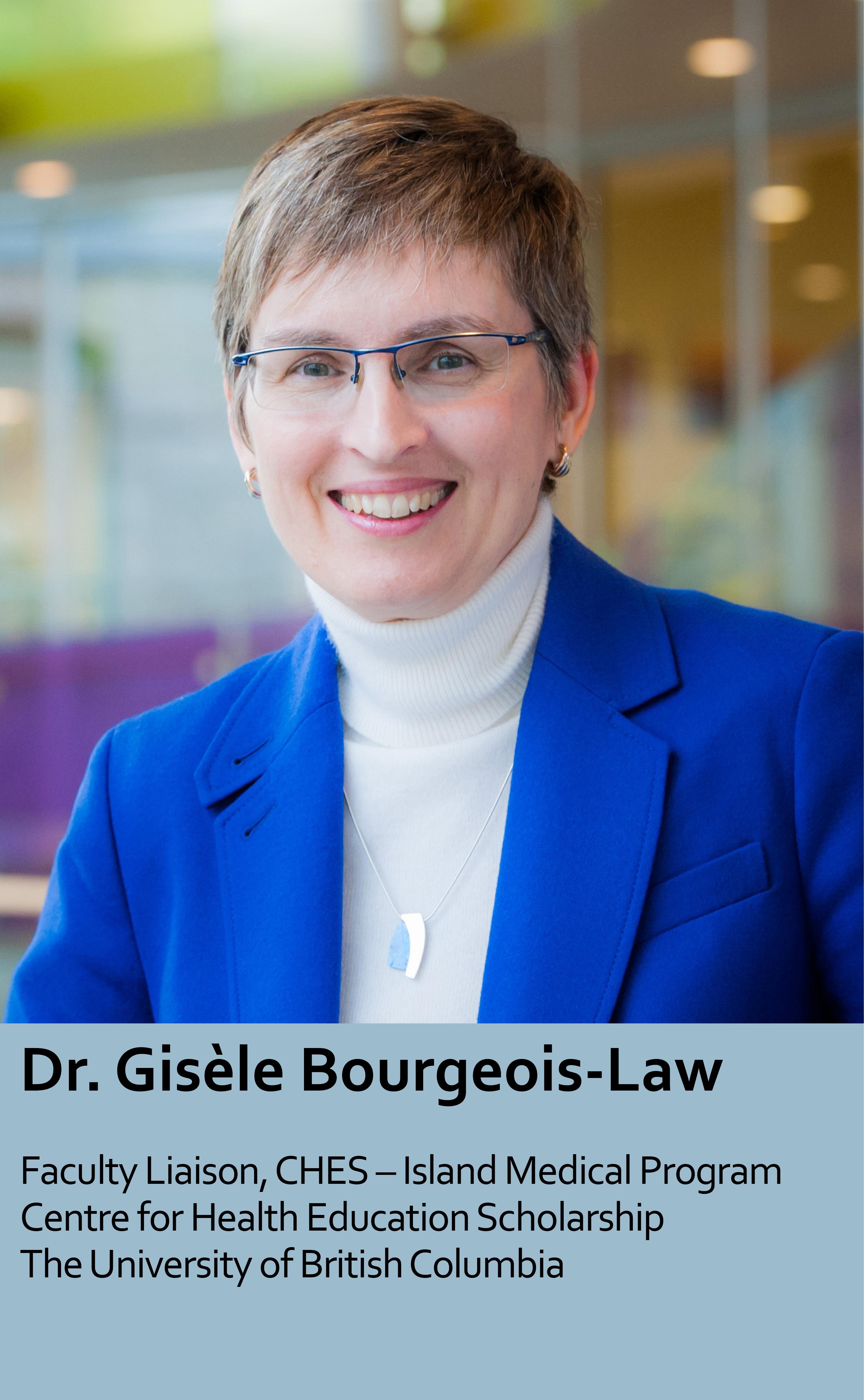 Gisèle Bourgeois-Law